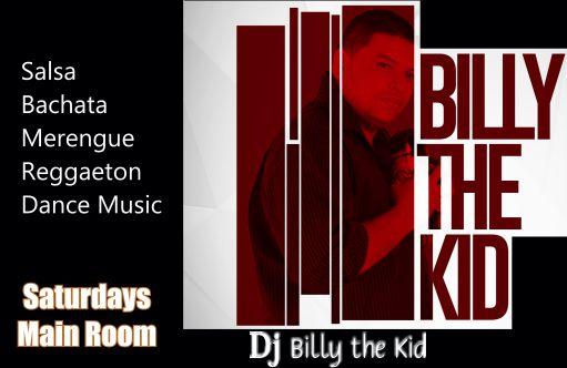 dj-billy the kid